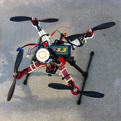Finished Quad