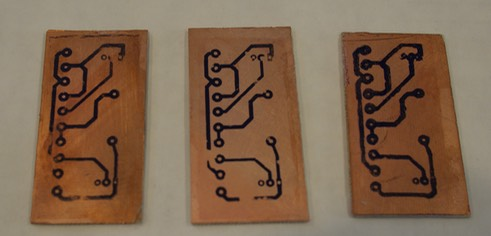 Etching Custom Circuit Boards