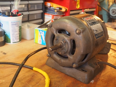 1956 Craftsman Benchtop Drill Press Restoration